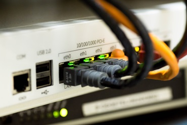"BROADBAND NOW CONSIDERED ""FOURTH UTILITY"""