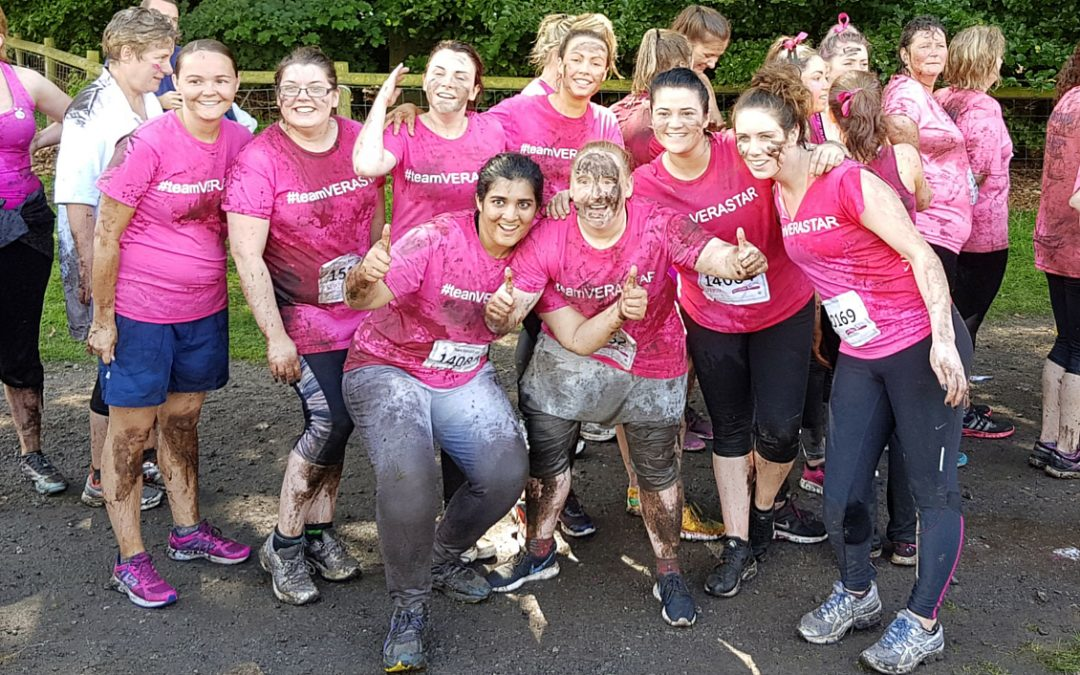ITS FOR A MUDDY GOOD CAUSE