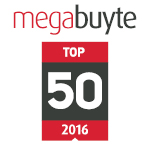 Megabuyte Top 50 Awards
