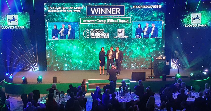 The Lloyds Bank National Business Awards