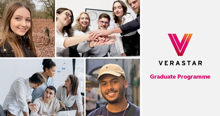 Verastar launches new Graduate Programme after 2020 success